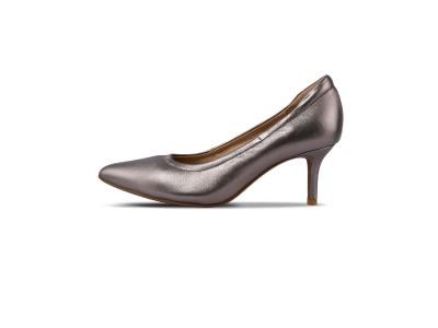 Isabella in Metallic Pewter (NEW EDITION)