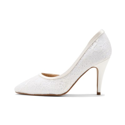 Esme in Ivory Silver