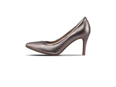Cinderella in Metallic Pewter (NEW EDITION)