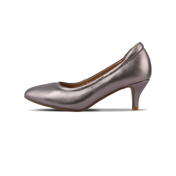 Sofia in Metallic Pewter (NEW EDITION)